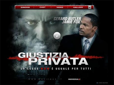 Giustizia privata film completo online dating 1
